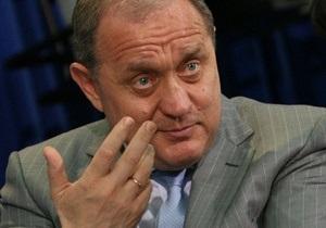 Могилев объявил об увольнении начальника милиции Харькова