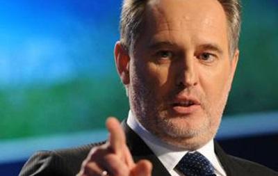 Фирташ в Лондоне попросил денег для нового правительства Украины