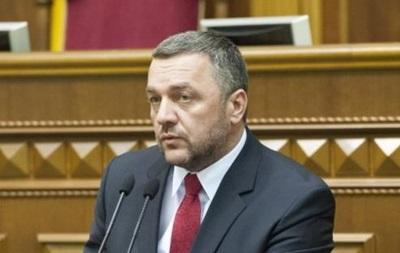 Турчинов подписал указ о назначении Махницкого и. о. генпрокурора