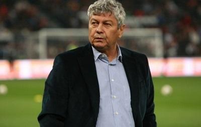 Луческу: Хотелось, чтобы футбол стабилизировал ситуацию в Украине
