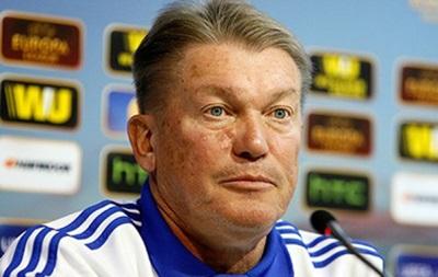 Олег Блохин: Три дня разбирали первую игру с Валенсией