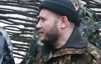 Ярош подтвердил, что все-таки встречался с Януковичем