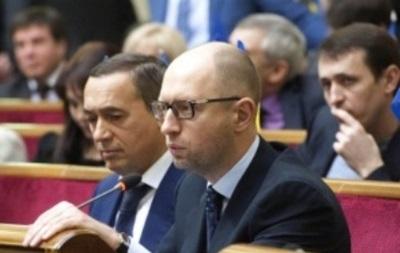 Министерство доходов и сборов будет ликвидировано - Яценюк