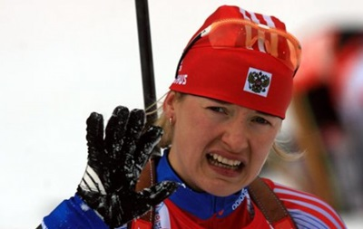 Российская биатлонистка после допинг-скандала завершила карьеру