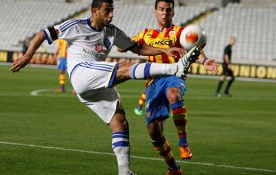 Валенсия - Динамо – онлайн трансляция матча Лиги Европы