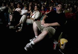 Кинопрокатчики: Украинцы стали чаще ходить в кино