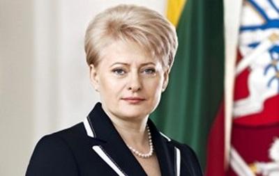 Литва первой признала новое правительство Украины