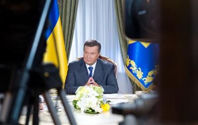 Янукович проведет пресс-конференцию
