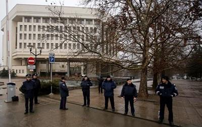 Российские военные атаковали штаб ВМС Украины - СМИ