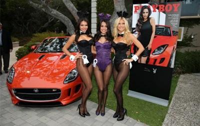 Playboy назвал самые яркие автомобили 2013 года