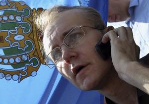 Олега Шеина задержали в Астрахани за песни о войне