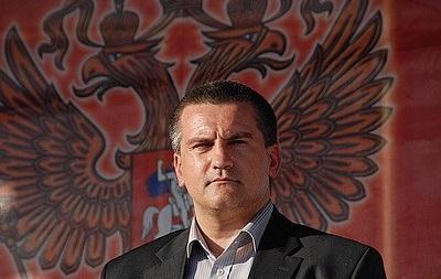 Крымский премьер: к охране объектов привлечены военнослужащие ЧФ РФ