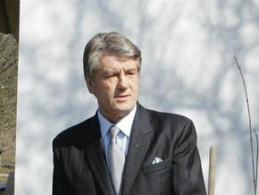 Ющенко открыл гетманский дворец в Батурине (обновлено)