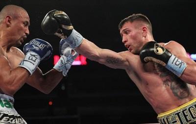 Эксперт: Ломаченко выглядел победителем в бою с Салидо