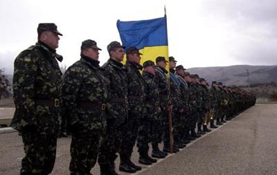 Рада приняла постановление о поддержке Вооруженных Сил Украины