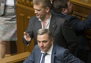 В Минфине и ПР заявляют, что замминистра финансов Мярковский не был пьян