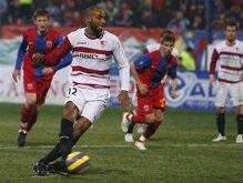 Фредерик Кануте - лучший футболист Африки 2007 года