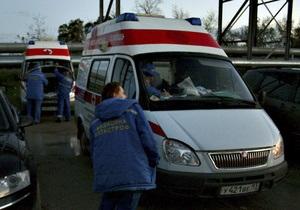 В России автомобиль насмерть сбил семью