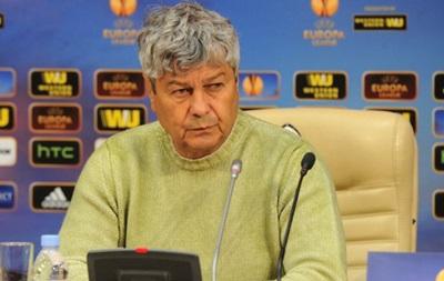 Луческу: Опыт подсказывает, что вылет всех украинских команд – не случайность