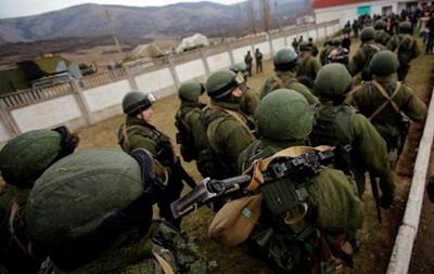 Формирования ЧФ в Крыму не вмешиваются в украинские внутриполитические события – МИД РФ