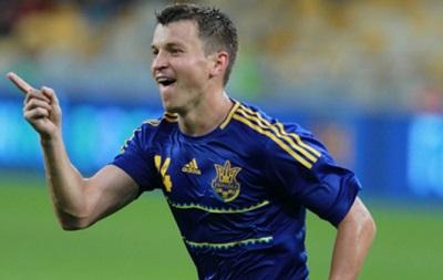 Игрок сборной Украины: Нужно показать всему миру, что Украина есть, была и будет
