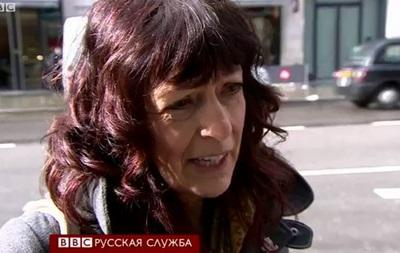 Что думают о событиях в Крыму жители Лондона - BBC