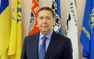 Президент ФФУ: Сборная будет играть для поднятия духа украинского народа