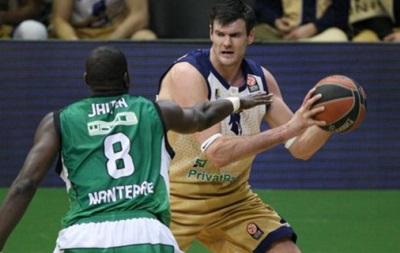 Еврокубок: Будивельник обыграл французский Нантерр в плей-офф