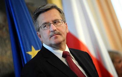 Президент Польши советует Путину отказаться от роли Конституционного суда Украины