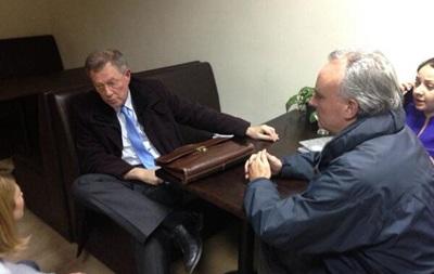 Спецпосланник ООН освобожден из заблокированного помещения в Крыму