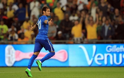 Фернандиньо помог Бразилии разгромить ЮАР