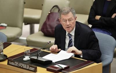 Замглавы ООН Элиассон 6 марта проинформирует Совбез ООН о ситуации в Украине