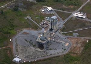 Российская ракета впервые запущена с космодрома в Южной Америке