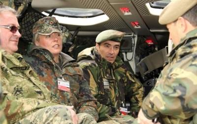Военные ОБСЕ посетят Украину