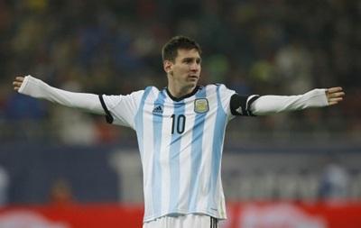 Месси: Плохое поле помешало показать качественный футбол