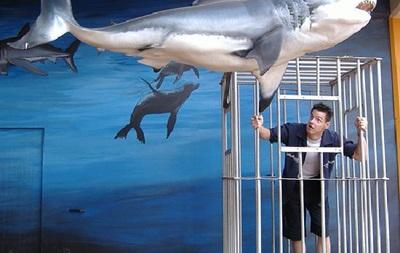 $1 000 000 лучшему ловцу акул