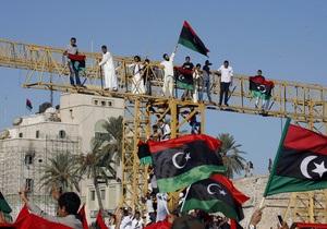 Африканский Союз признал Совет повстанцев законной властью Ливии