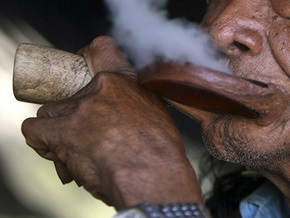 Индиец не мылся на протяжении 35 лет, следуя особому обету