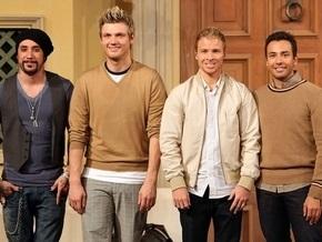 Вокалист Backstreet Boys заболел свиным гриппом