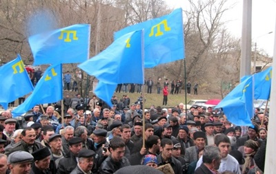 Меджлис проведет акцию в поддержку целостности Украины