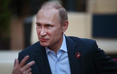 Путин: Надеюсь, что Паралимпиада снизит накал страстей вокруг Украины