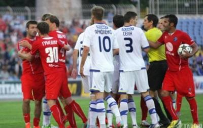 Премьер-лига отправит Динамо играть матч против Таврии