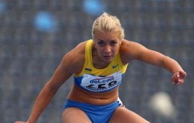 Легкая атлетика: Федорова приносит Украине первую медаль чемпионата мира