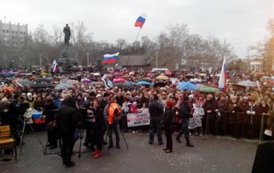 После референдума Севастополь войдет в состав России отдельным субъектом