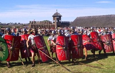 Ученые перевели письмо римского легионера