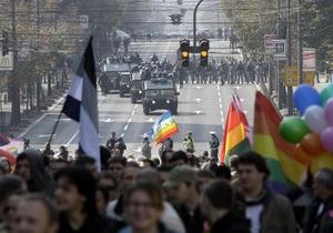 Власти Сербии запретили проведение гей-парада в Белграде