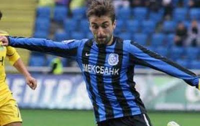 Футболист, убежавший из Черноморца, трудоустроился в Албании
