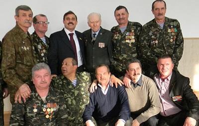 Черновицкие ветераны Афганистана готовы защищать Украину