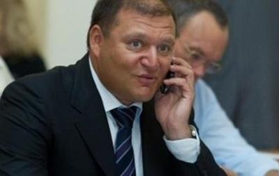 Добкин подозревается в посягательстве на целостность Украины - ГПУ