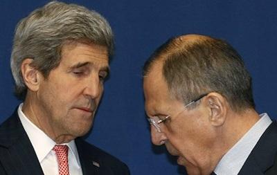 Керри проведет переговоры с Лавровым по Украине, когда получит доказательства готовности России - Госдеп США